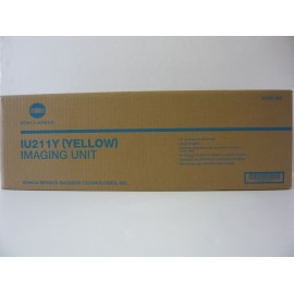 MINOLTA DRUM UNIT YELLOW BIZHUB C203 ORIGINAL A0DE06F IU211Y