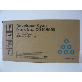 RICOH DEVELOPER CYAN MPC6000 ORIGINAL D0149660