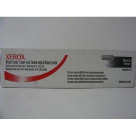 XEROX TONER WORKCENTRE C2128/BLACK/CTG.645GR/26K/ 006R01175 ORIGINE