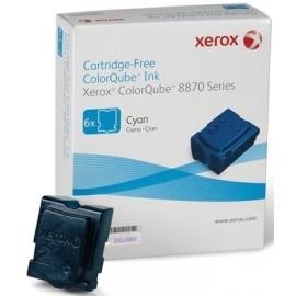 XEROX TONER COLORQUBE CQ8870/CYAN/6 CTG-17.3KC/ 108R00954 ORIGINE