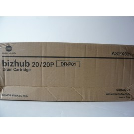 MINOLTA DRUM UNIT BIZHUB 20P ORIGINAL A32X021 DRP01