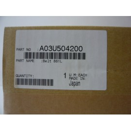 MINOLTA TRANSFER BELT BIZHUB PRESS C6000 ORIGINAL A03U504200