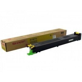 SHARP TONER YELLOW MX1800 ORIGINAL MX18GTYA
