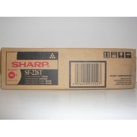 SHARP TONER SF 2216 ORIGINAL SF226T