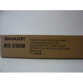 SHARP WASTE BAG TONER MX4112 ORIGINAL MX510HB