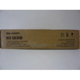 SHARP WASTE BAG TONER MXM283 ORIGINAL MX503HB