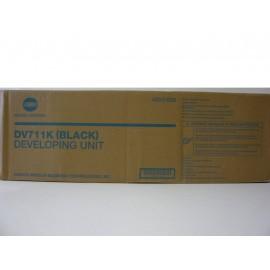 MINOLTA DEVELOPER UNIT BLACK BIZHUB C654 ORIGINAL DV711K