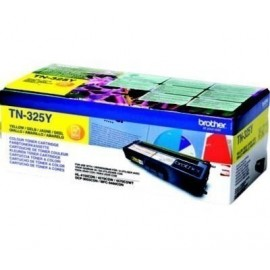 BROTHER TONER HL4140/DCP9055/MFC9460/YELLOW/3.5KC/ TN325Y ORIGINE