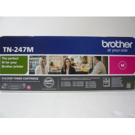 BROTHER TONER HLL3210/DCPL3550/MFC3730/MAGENTA-HC-2.3K/TN247M ORIGINE