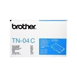 BROTHER TONER CYAN HL2700CN ORIGINAL TN04C