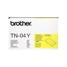 BROTHER TONER YELLOW HL2700CN ORIGINAL TN04Y