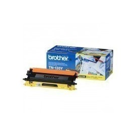 BROTHER TONER YELLOW HL4040 ORIGINAL TN135Y