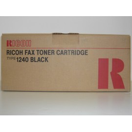 RICOH TONER FAX 1400L ORIGINAL TYPE1240 430278