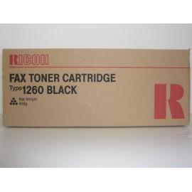 RICOH TONER FAX 3310L ORIGINAL TYPE1260D 412895