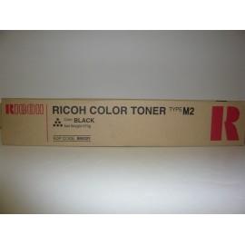 RICOH TONER BLACK AFICIO COLOR 1224 ORIGINAL TYPEM2 885321