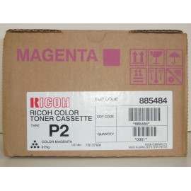 RICOH TONER MAGENTA AFICIO COLOR 2232 ORIGINAL TYPEP2 DT338