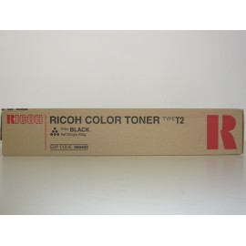RICOH TONER BLACK AFICIO COLOR 3224 ORIGINAL TYPET2 888483