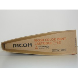 RICOH TONER YELLOW AFICIO COLOR 3260 ORIGINAL TYPES2 888373