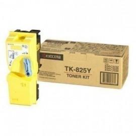 KYOCERA TONER YELLOW KM C2520 ORIGINAL TK825Y
