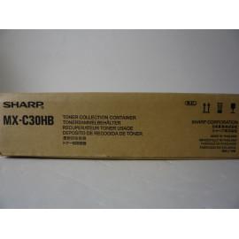 SHARP WASTE BAG TONER MXC250F ORIGINAL MXC30HB