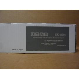 UTAX-T.ADLER TONER 4056i/6056i/CTG-35KC/ 1T02NK0UT0 CK7514 ORIGINE